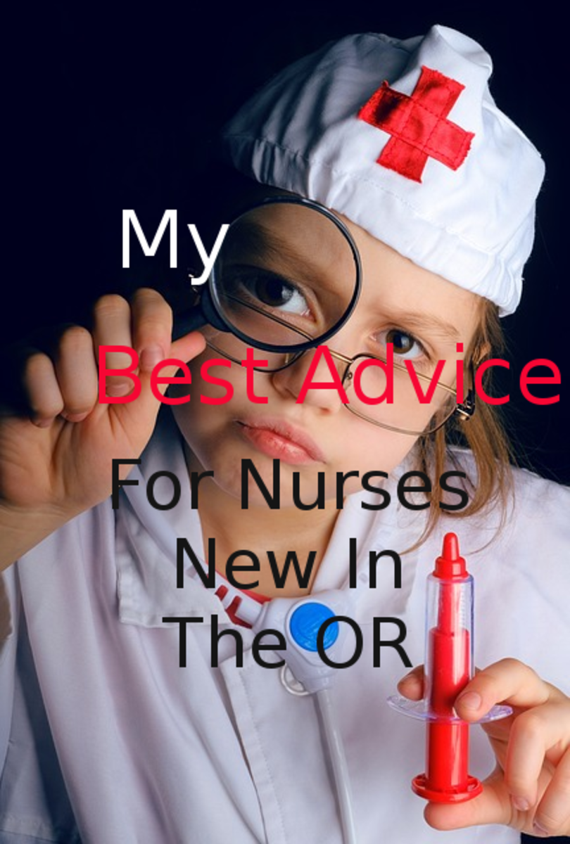 Read on for tips to enter the OR for the first time with confidence.