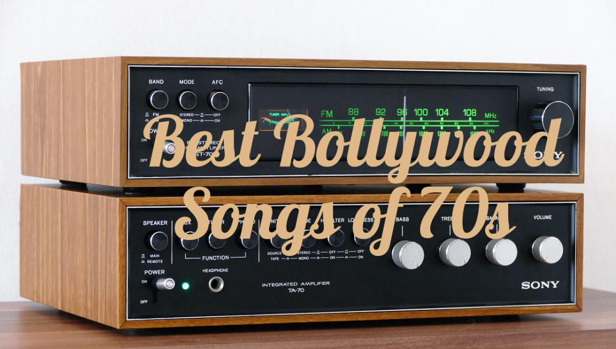 Top 150 Hindi Songs of 1970s