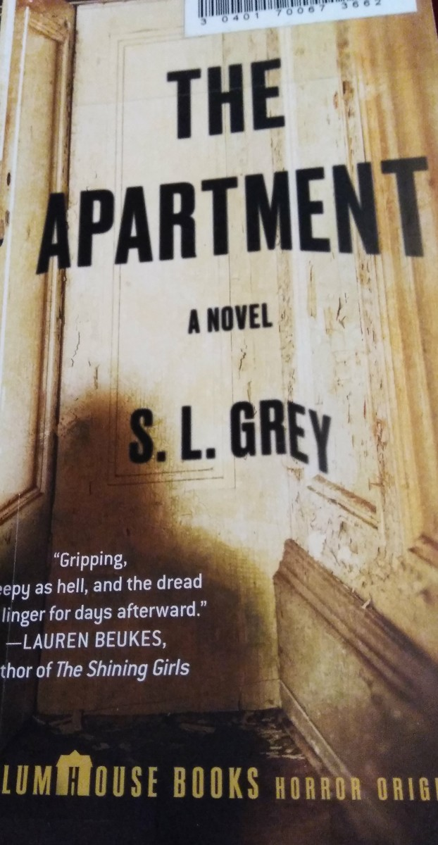 The Apartment By S.L Grey: Book Summary