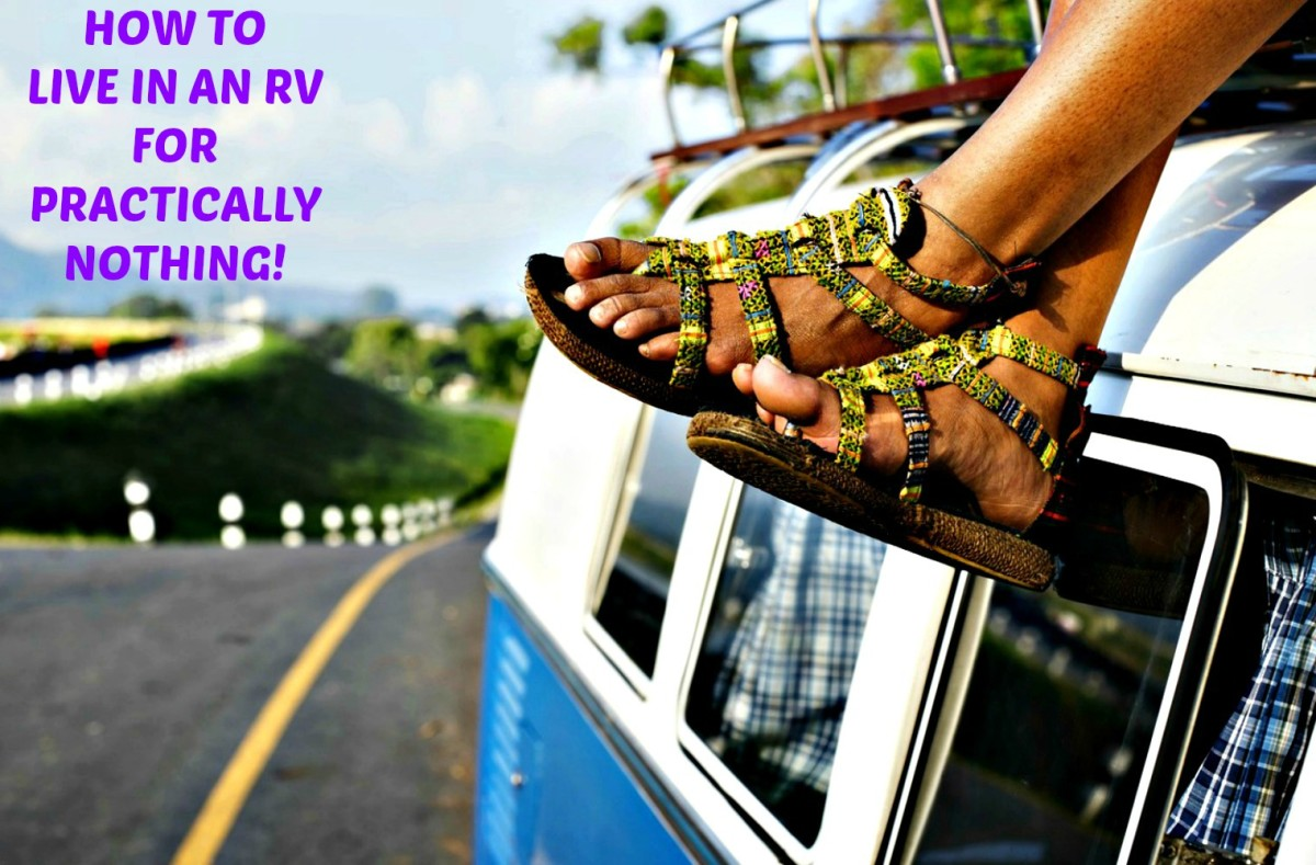 How to Live in an RV for Practically Nothing