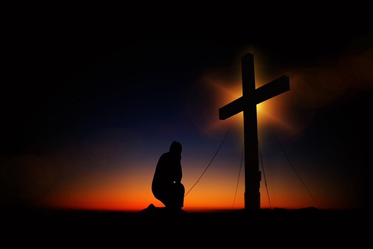 A Catholic Confession Prayer