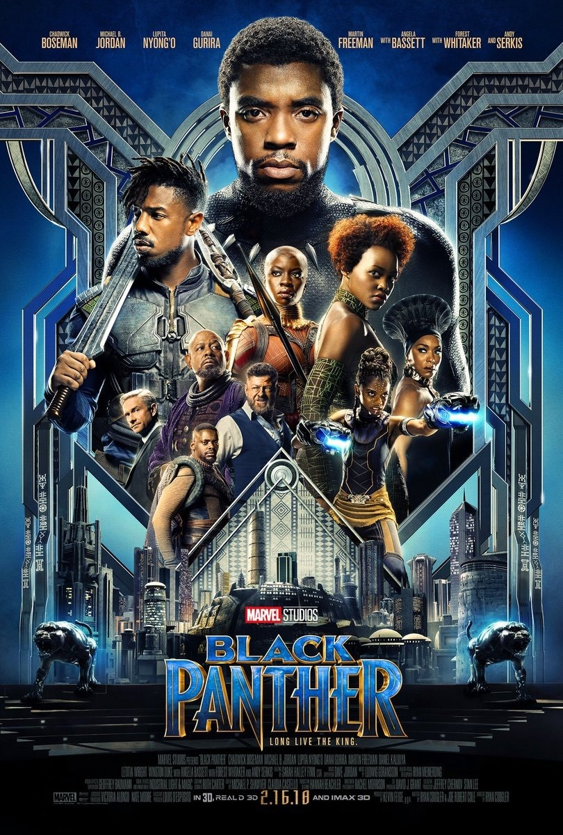 Is 'Black Panther' a Kid-Friendly Movie?