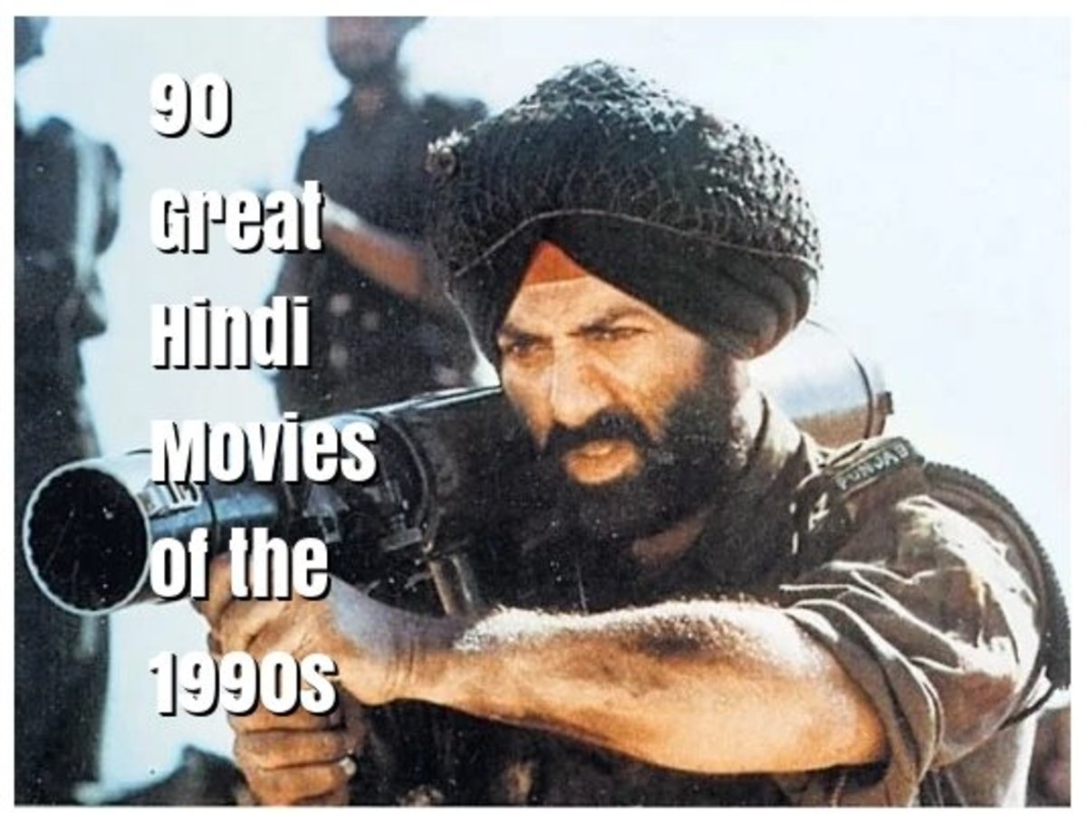 Top 90 Hindi Movies of the 1990s