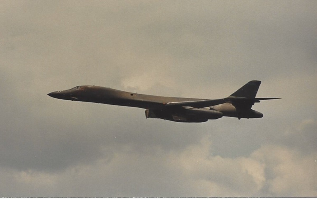 The B-1 Bomber Saga