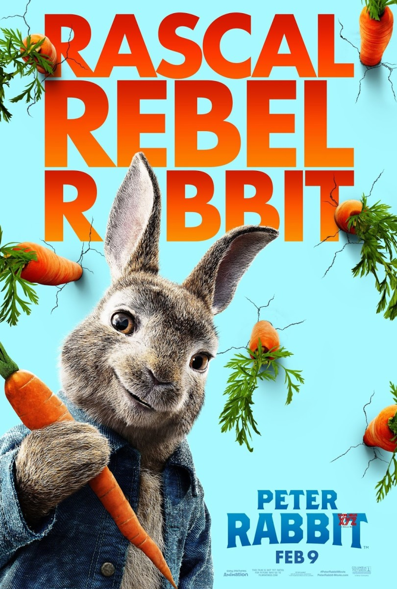 Peter Rabbit: Movie Review