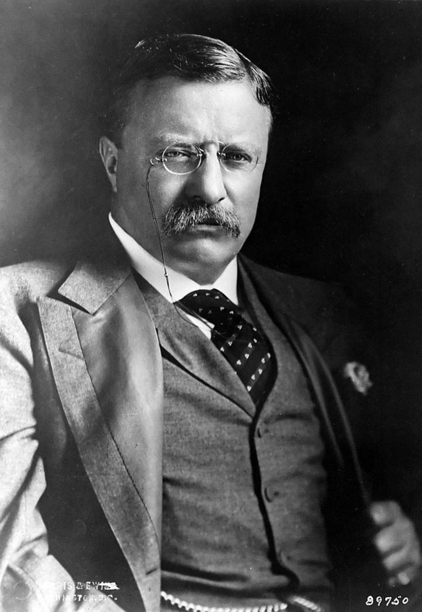 Theodore Roosevelt.