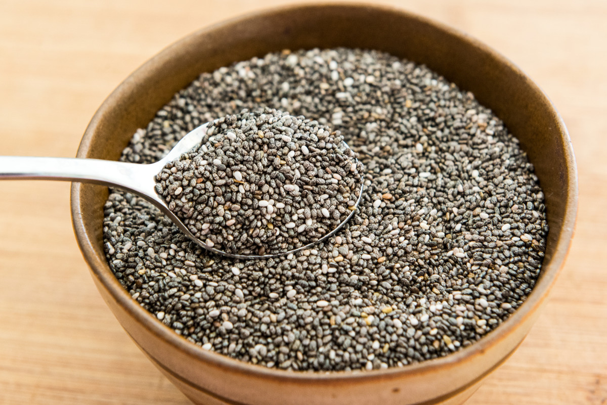 Once a principle of the ancient Aztecs, the chia superfood is now a modern day energy food