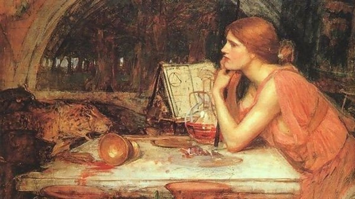 Witches in History and Legend: Circe, the Mistress of Natural Magic and Metamorphosis