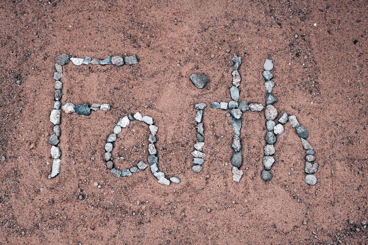 Faith Was Born Anew