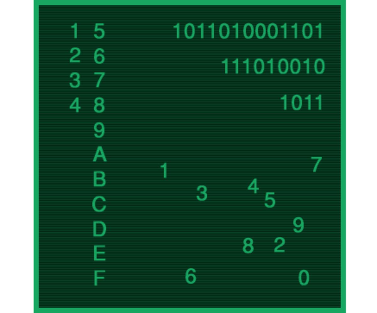 Binary alternative