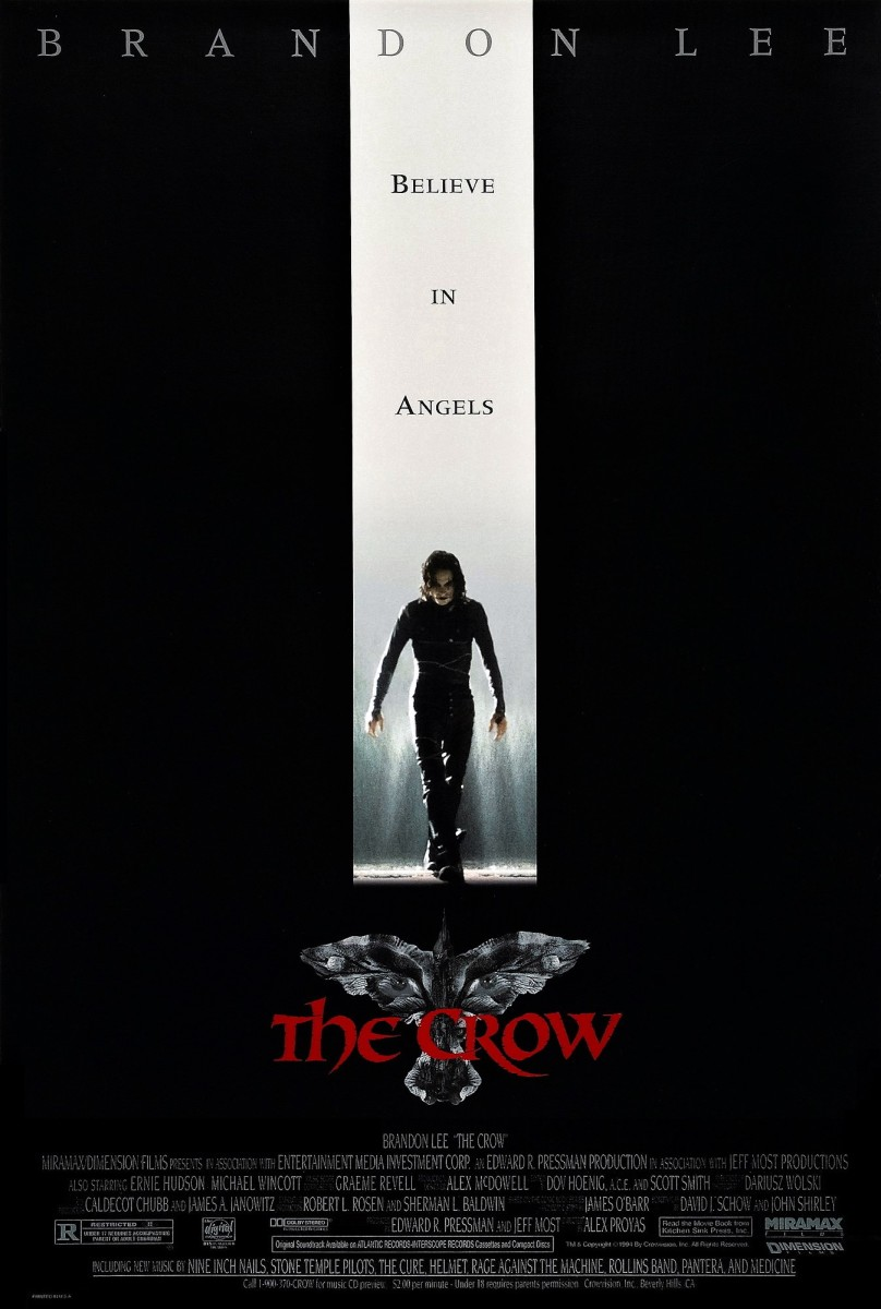 Should I Watch..? 'The Crow'