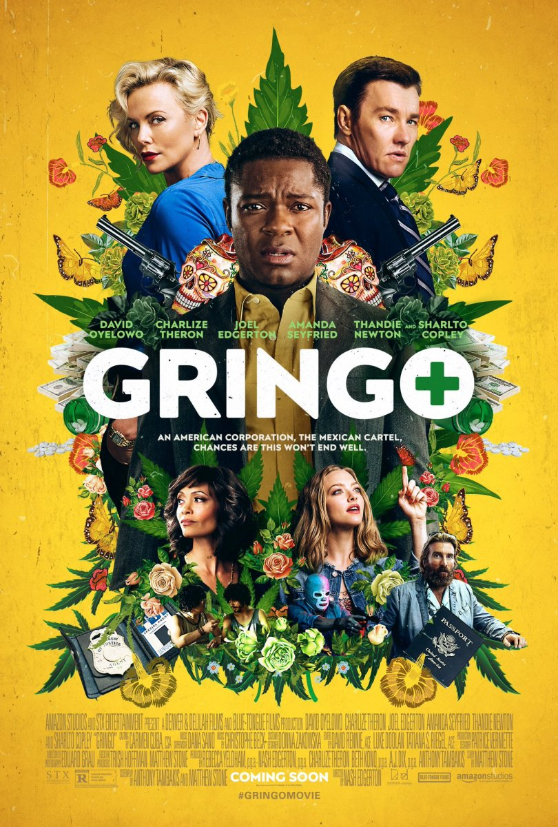 'Gringo': Movie Review