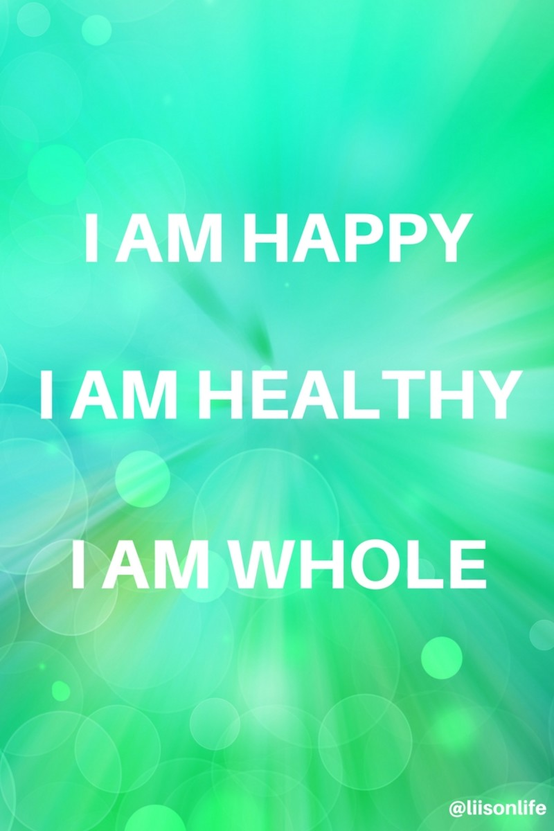 An easy health mantra to make a mind, body and soul connection