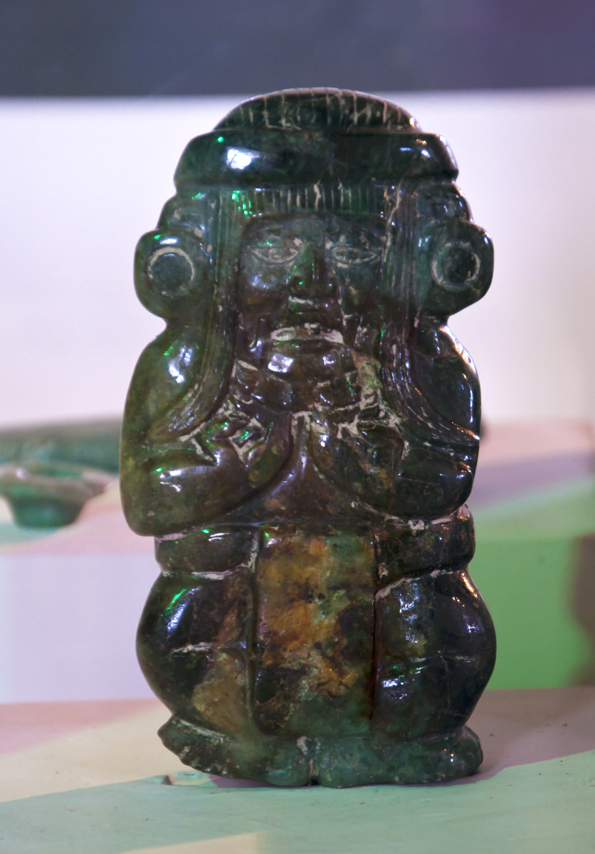 Copán Jadeite, Stone of Gods, Kings and Adulterers