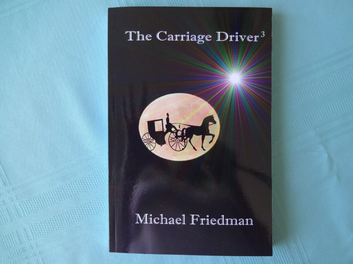 The Carriage Driver 3 by Mike Friedman a Book Review