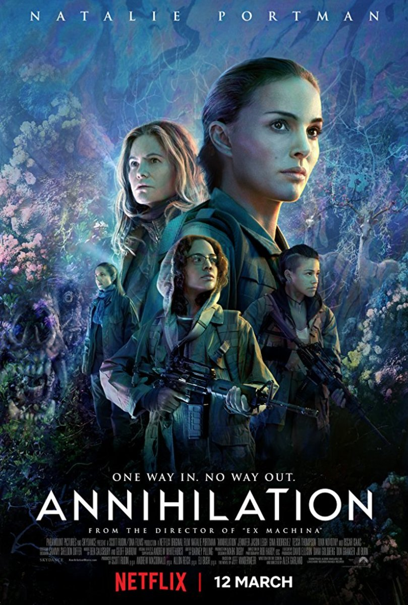 Into the Shimmer: 'Annihilation' Review