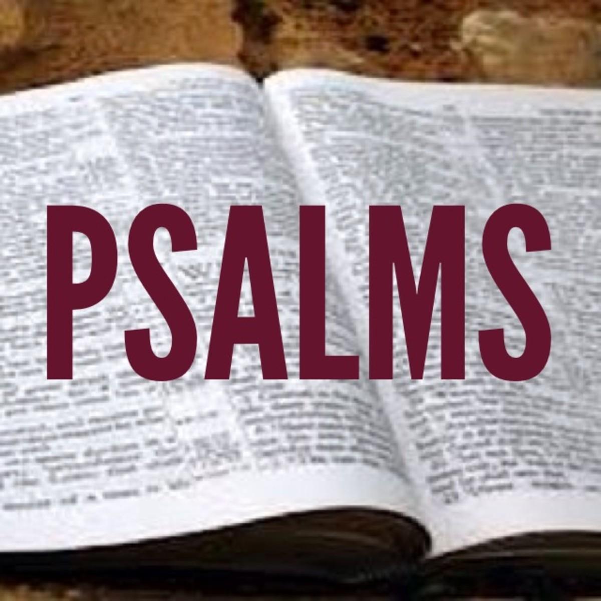 Psalms vs. Proverbs