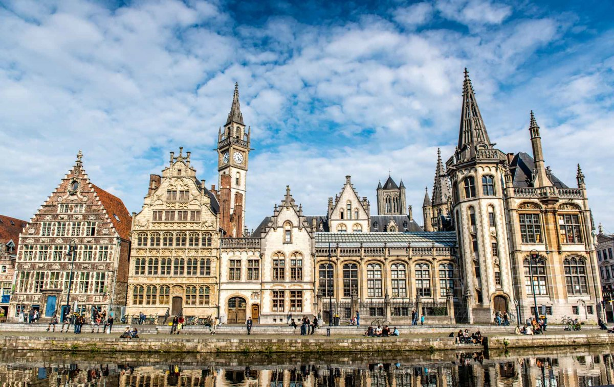 A Quick Guide to Ghent, Belgium