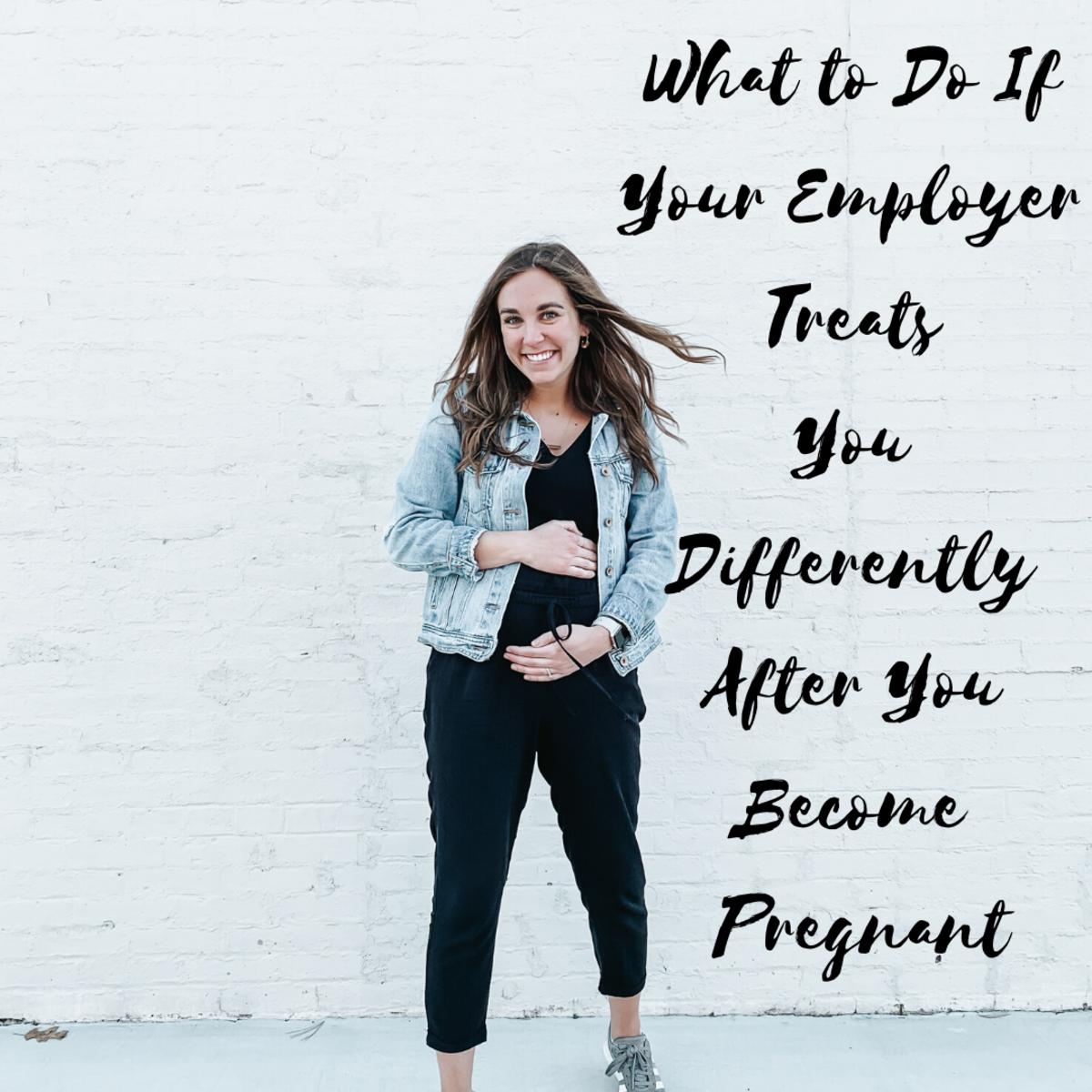 What to Do If Your Employer Treats You Differently After You Become Pregnant