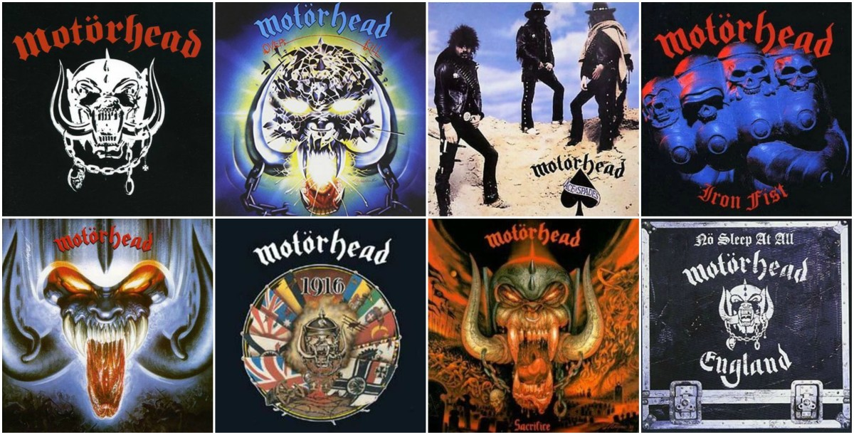 25 Fascinating Facts About Motörhead