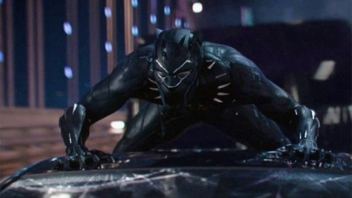 'Black Panther' Review (2018)