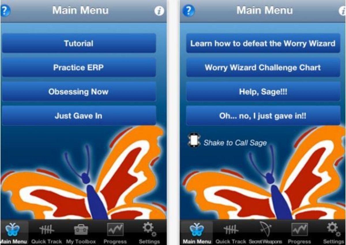 Live OCD Free App