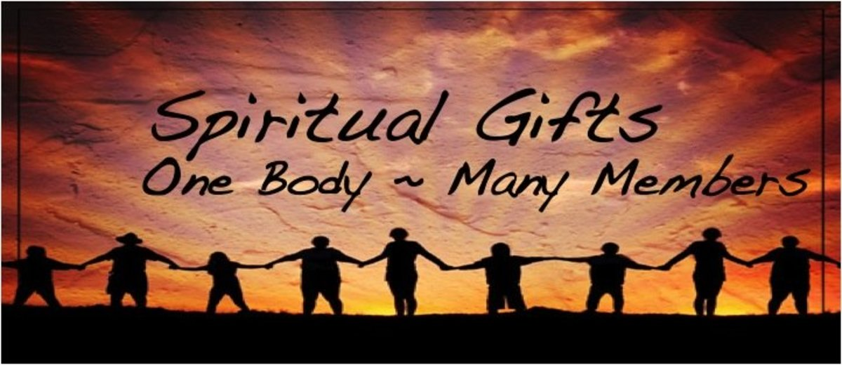 The Seven Motivational Spiritual Gifts from Romans