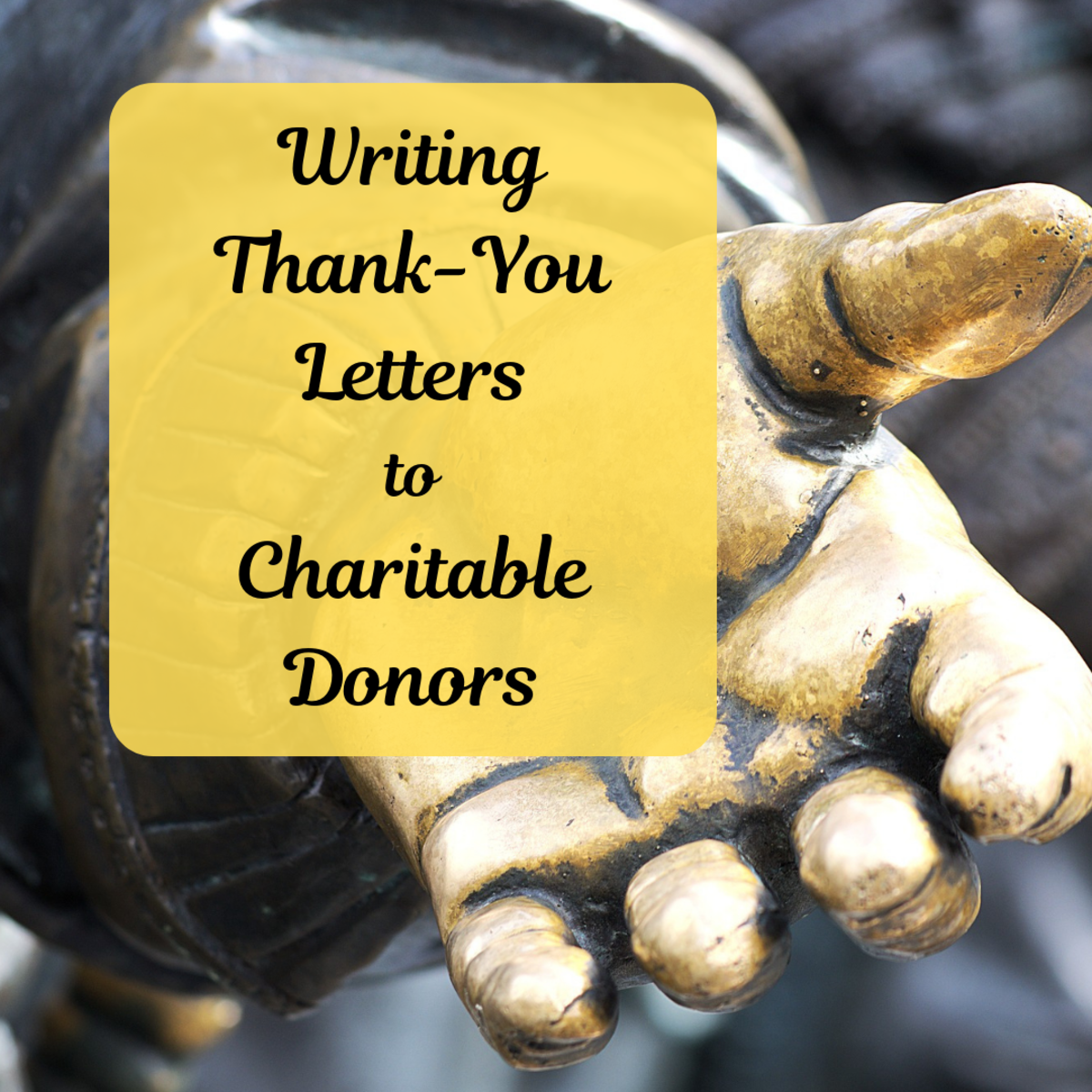 Want to show your donor how grateful you are but can't quite find the right words? Read on for just the right messages to include in your thank-you letter or note.