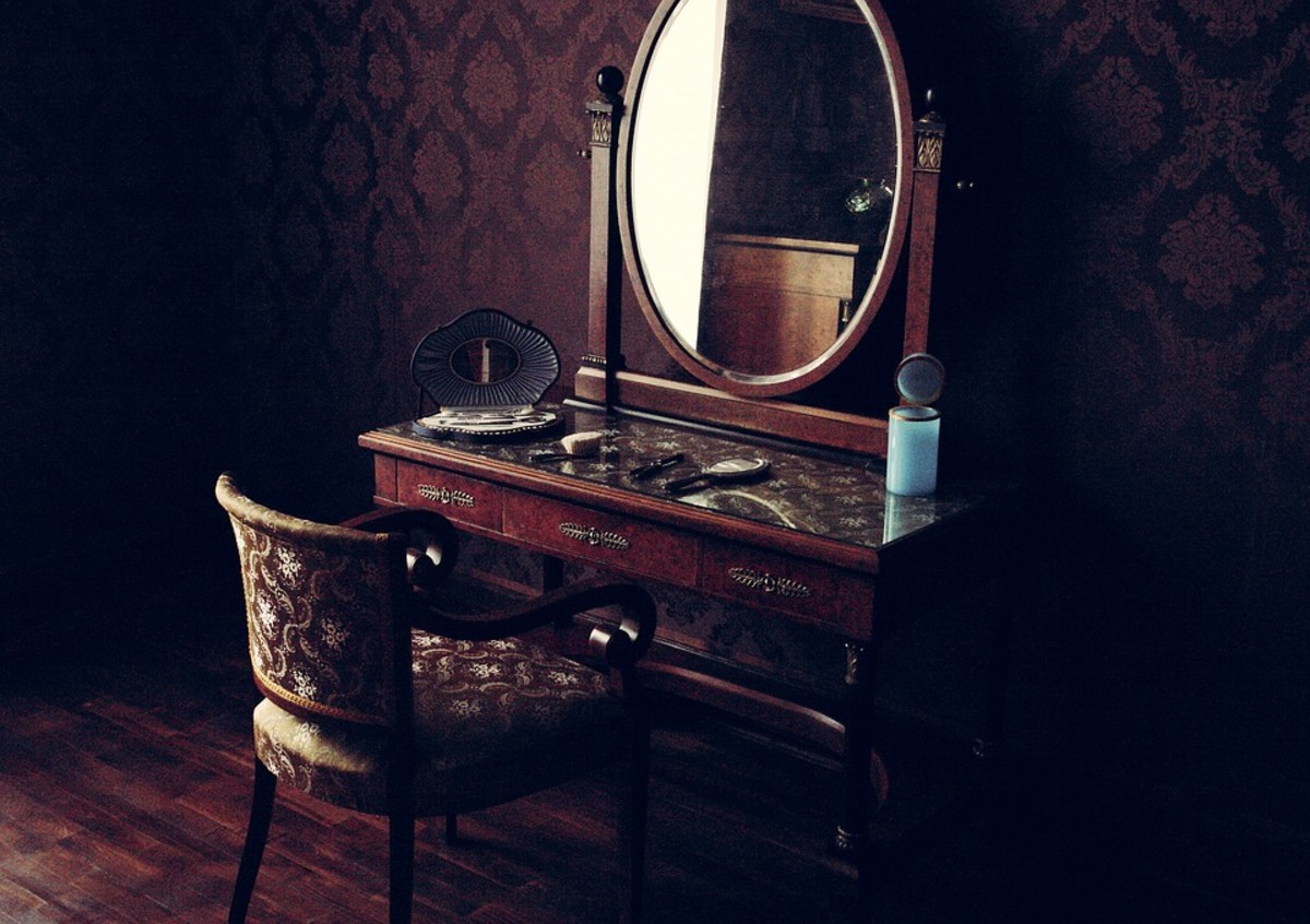 . . . Just a Mirror