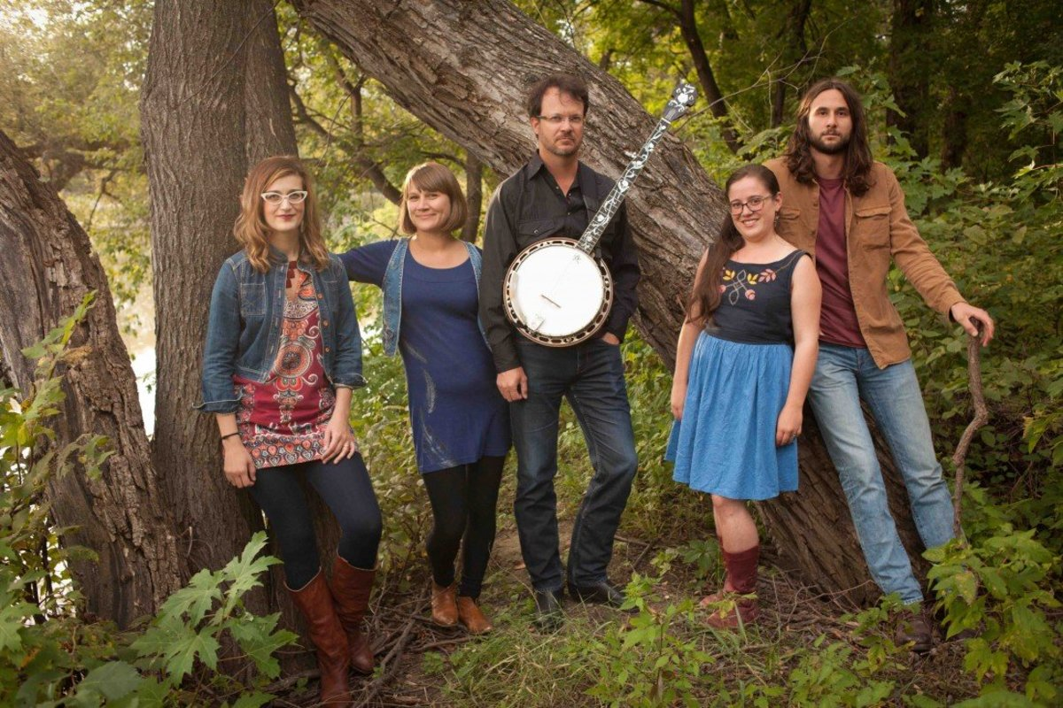 An Interview With Canadian Bluegrass Band, Hay Fever