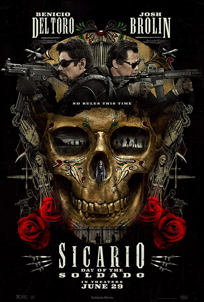 New Trouble in Mexico - 'Sicario: Day of the Soldado' Review
