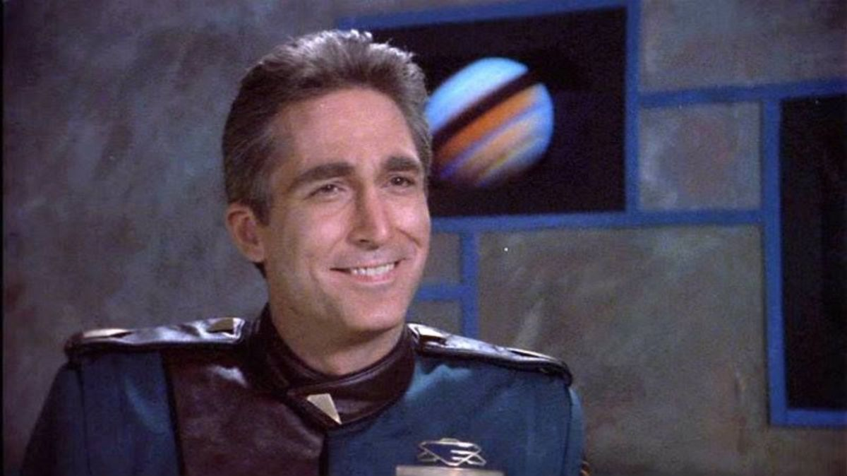 Babylon 5: Sinclair Was Better Than Sheridan