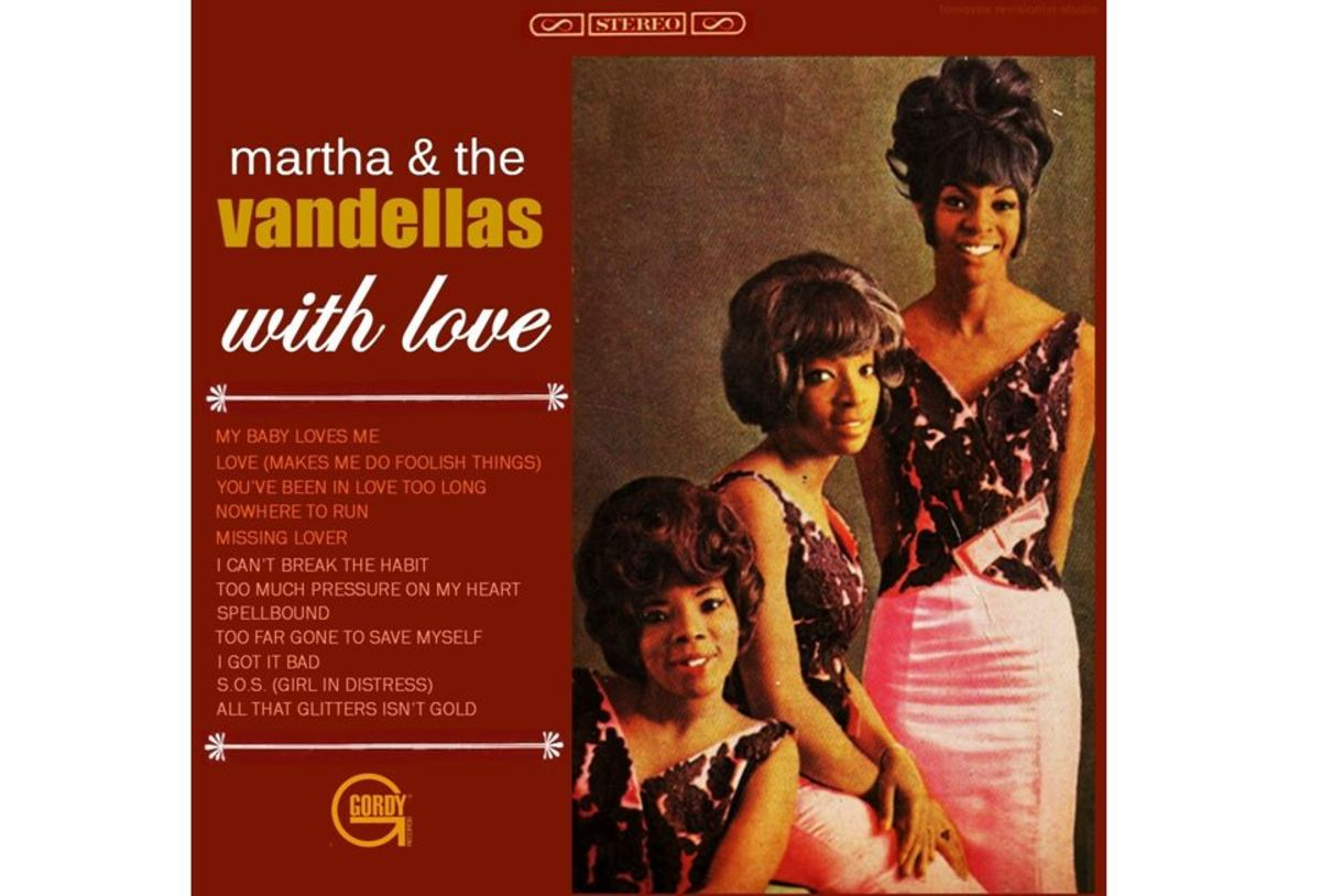 Martha Reeves: From Motown Secretary to Vandellas Star