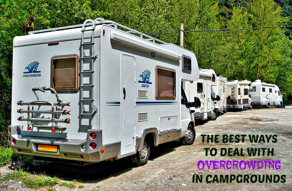 How to avoid the crowds when taking an RV vacation
