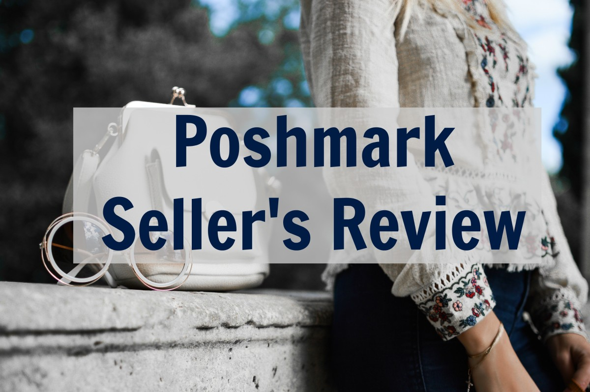 7565fa7ba ... selling on Poshmark you might be wondering how difficult it is and  whether you ll make any sales. Read on to learn all about my experience and  some tips ...