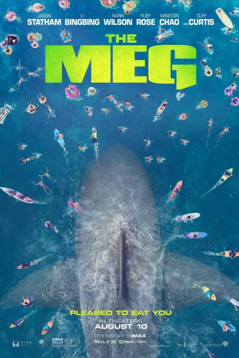 'The Meg' Movie Review