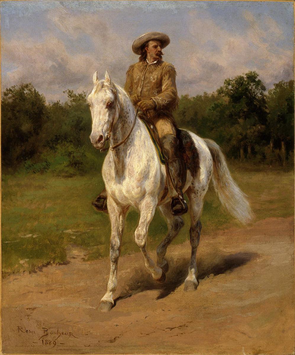 "William ""Buffalo Bill"" Cody: Salesman of the Old West"