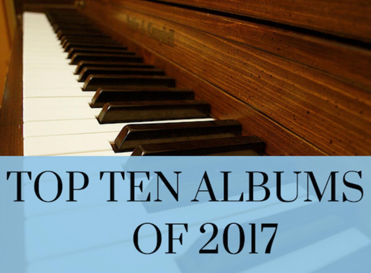 Top Ten CDs of 2017