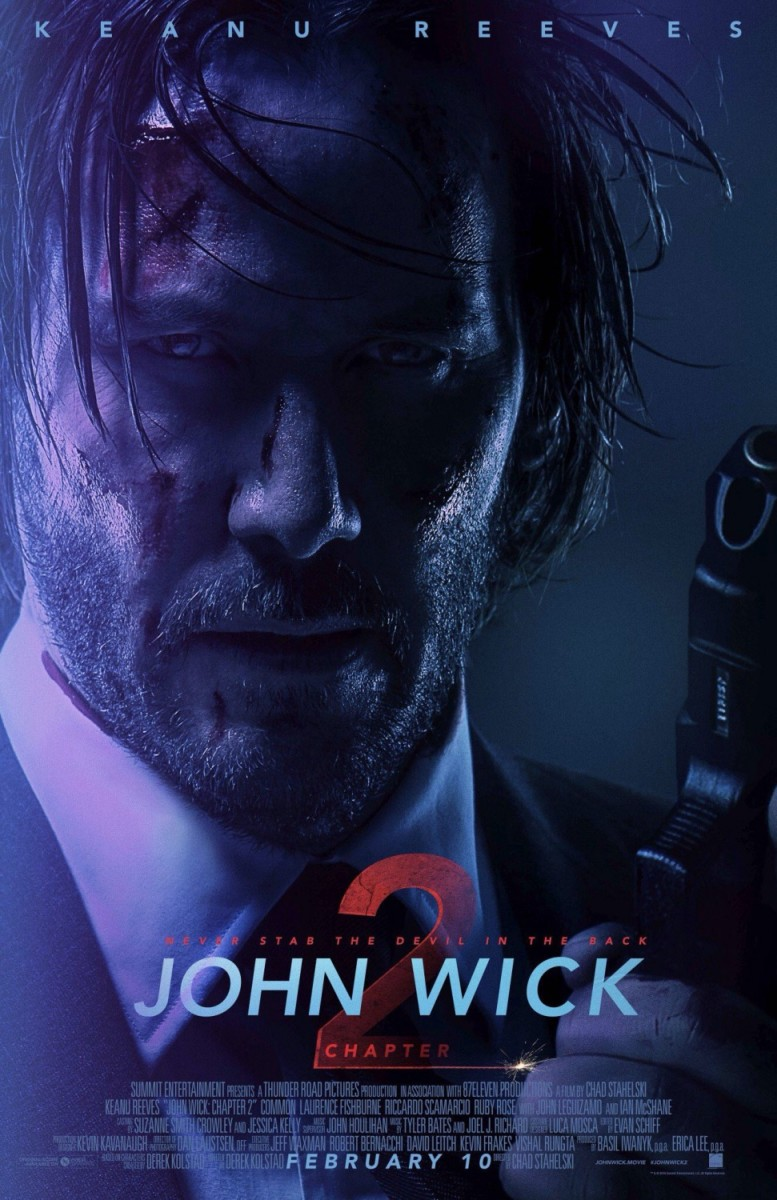 "Movie Review: ""John Wick: Chapter 2"""