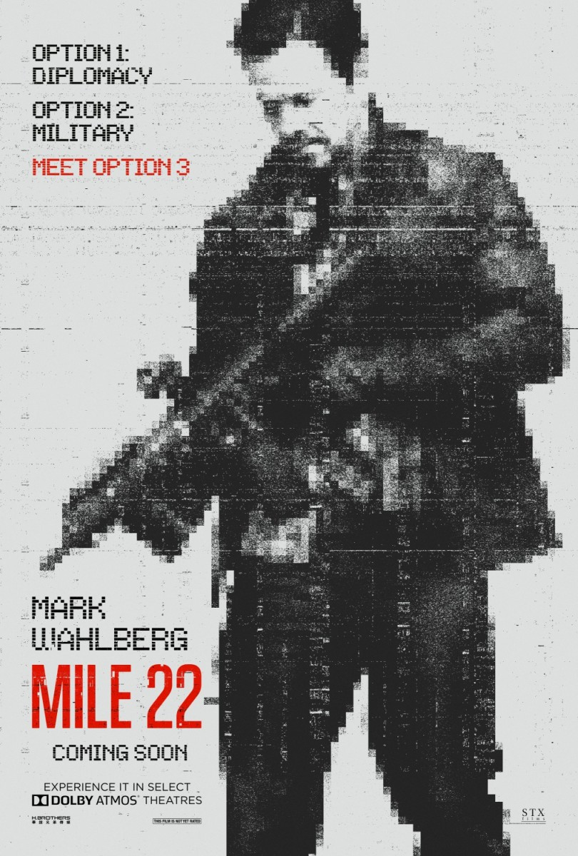 'Mile 22' Movie Review