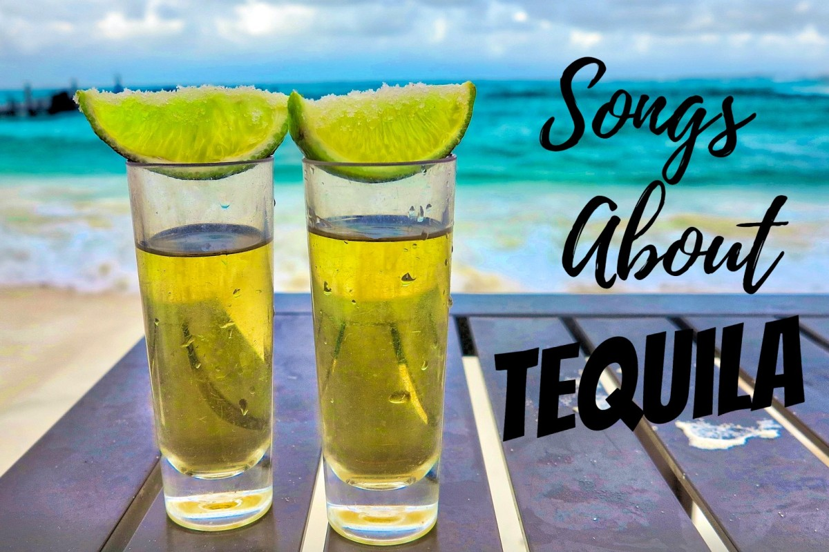 Add a playlist of pop, rock, and country songs about tequila to your fun. We have a long list of tequila-loving songs to start you off.