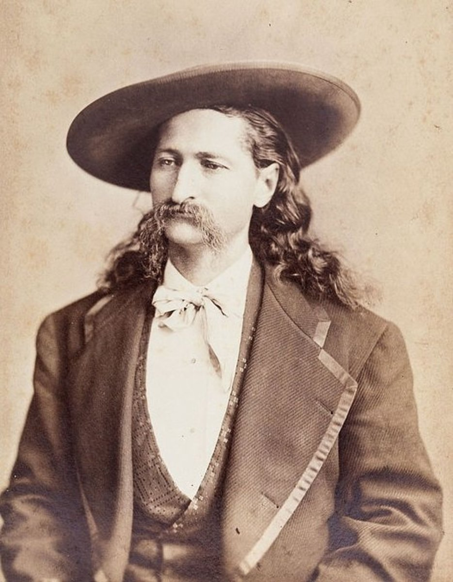 """Wild Bill"" Hickok: Gunfighter and Lawman of the Old West"