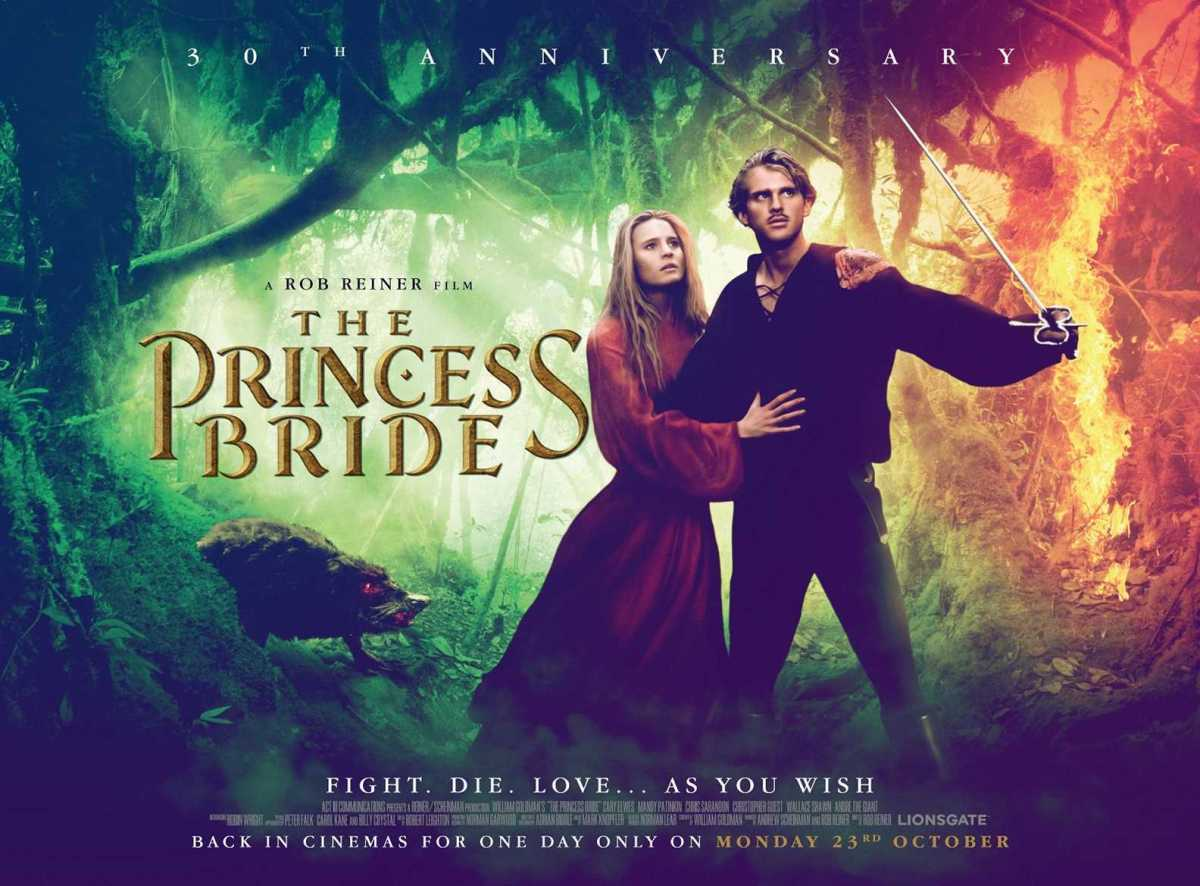 """The Princess Bride"" (1987): Westley and Buttercup Were Both Awful"