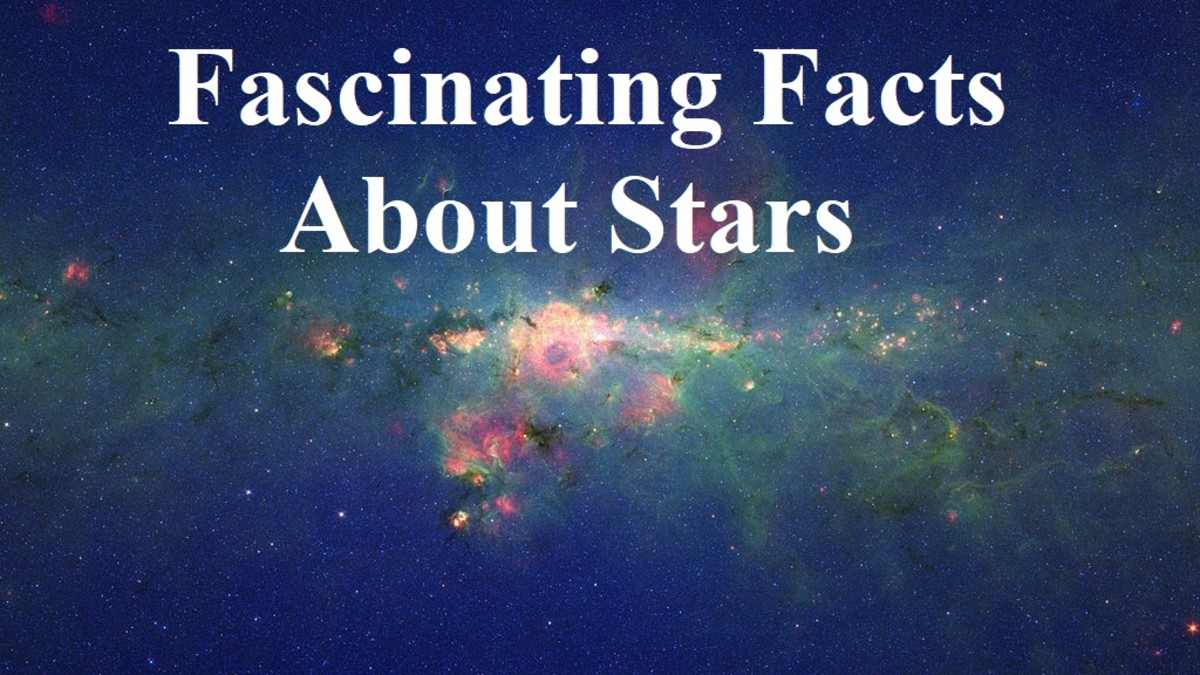 Top Ten Interesting and Fun Facts About Stars