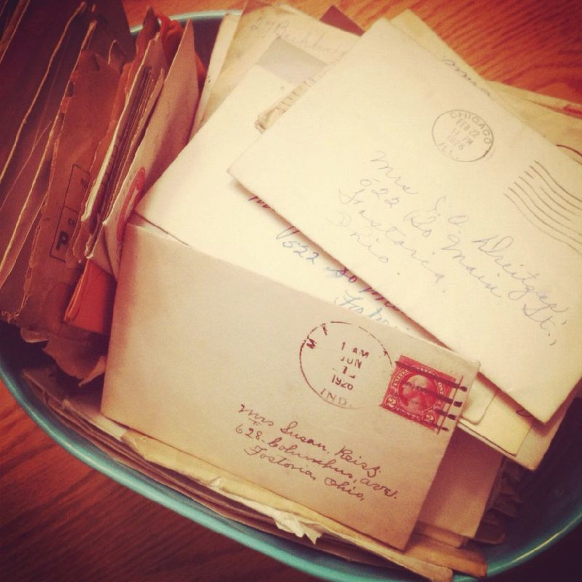 Where Do Unanswered Love Letters Go?
