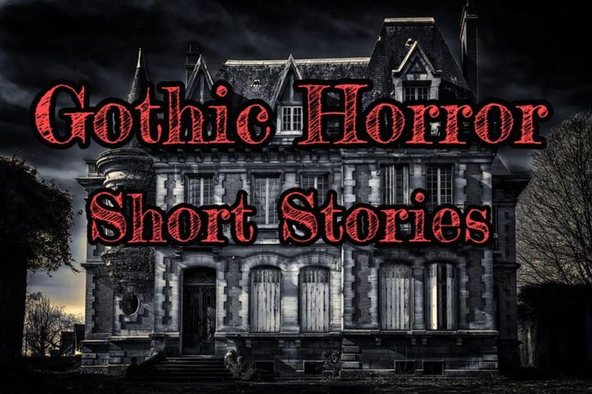 Short Horror Stories: Scary, Gothic Fiction Online