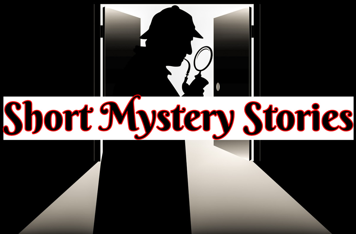 Mystery Short Stories: Thriller, Detective, Suspense, and Psychological Fiction Online