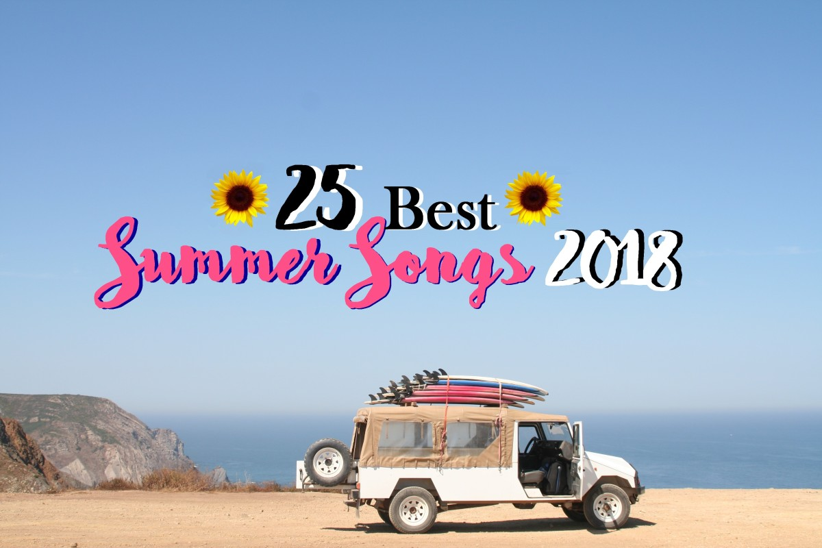 Listen to the 25 best summer songs of 2018.