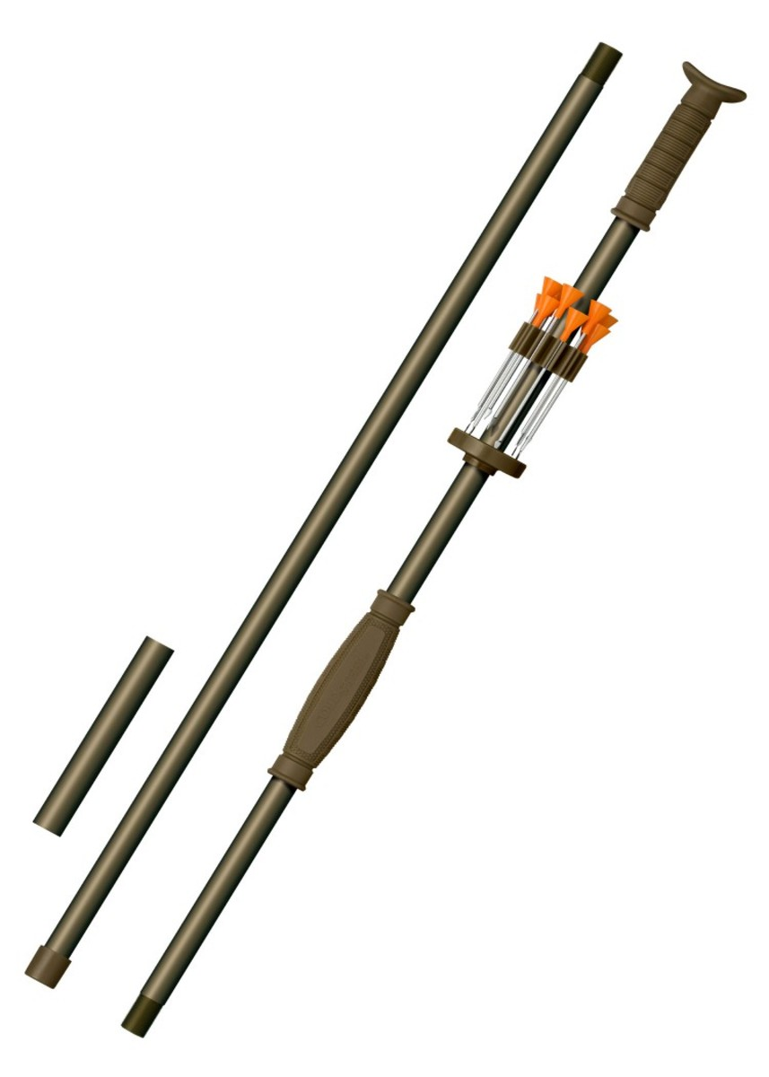 Why Buy the Cold Steel Tim Wells Signature Blowgun