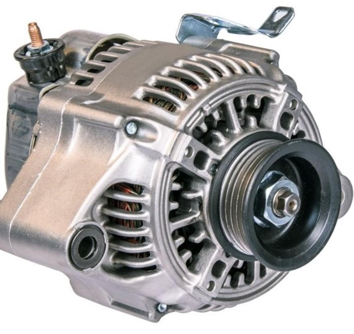 Alternator Replacement Video: V6 Camry, Avalon, Solara, Highlander and Lexus ES300 (3.0 - 3.3L MZFE Engine Type)